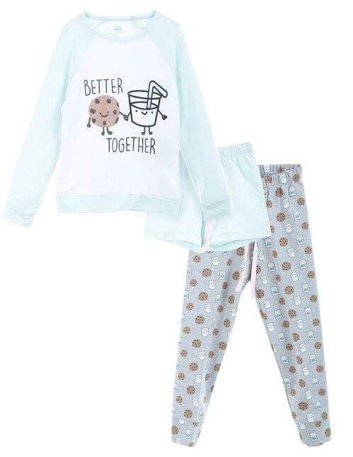 Pijama Piquenique algodón para niña 755a70eb9ac1